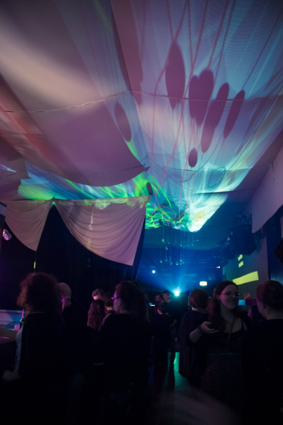 Reset Münster // Party Visuals