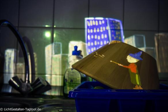 "Szene aus dem Tagtool-Animationsfilm ""Stadt"""