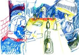 Tisch_um_den_Leute_sitzen