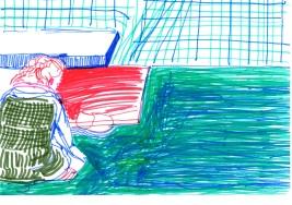 Mädchen_zeichnet