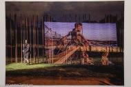 Branczyk mit Bild-Lichtstab